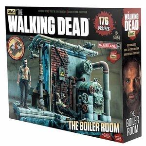 The Walking Dead TV series: Building Sets - Prison Boiler Room