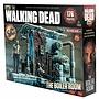The Walking Dead TV series Prison Boiler Room