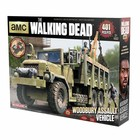 The Walking Dead TV series Woodbury Assault Vehicle