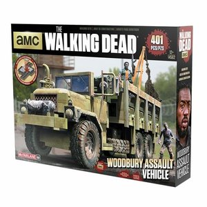The Walking Dead TV series: Building Sets - Woodbury Assault Vehicle
