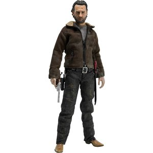 The Walking Dead Action Figure 1/6 Rick Grimes 30 cm