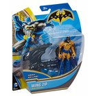 Batman Wing Zip Batman Action Figure