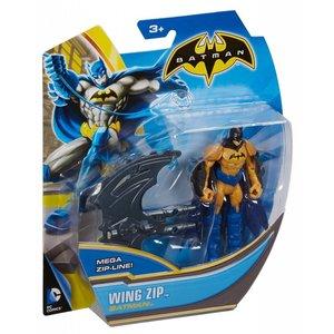 Batman Wing Zip Batman Action Figure