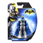 Batman Action Figure Light Blue