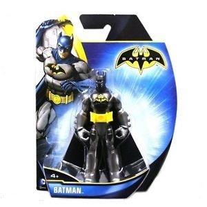 Batman Action Figure Black
