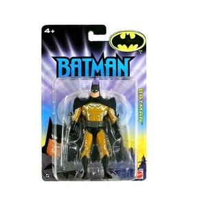 Batman Animated Batman in Brown Suit Action Figure
