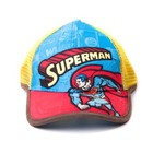 Superman Baseball Cap Vintage