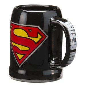 Superman Ceramic Stein