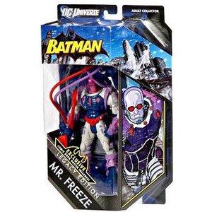 Batman Legacy Edition Series 1 Mr. Freeze Action Figure