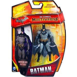 Batman Action Figure [Arkham City] DC Comics Multiverse