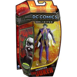 DC Comics Unlimited 6 inch The Joker (Injustice) Action Figure