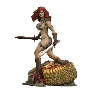 Premium Format Figure Red Sonja Red Sonja She-Devil with a Sword