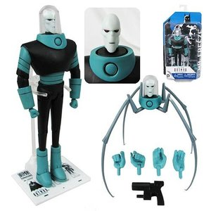 The New Batman Adventures: Mr. Freeze AF