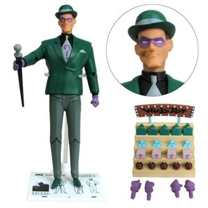 Batman The Animated Series Action Figure The Riddler