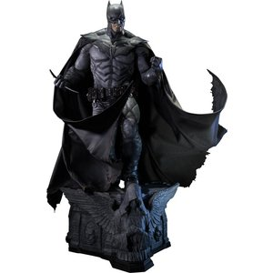 Batman Arkham Origins third Statue Batman Noel 76 cm