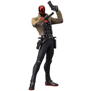 DC Comics ARTFX+ PVC Statue 1/10 Red Hood (The New 52) 21 cm