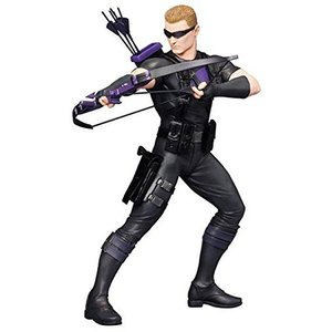 Marvel Comics ARTFX+ PVC Statue 1/10 Hawkeye (Avengers Now)