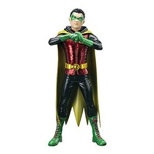 DC Comics ARTFX+ PVC Statue 1/10 Robin Damian Wayne (The New 52)