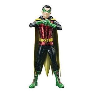 DC Comics ARTFX+ PVC Statue 1/10 Robin Damian Wayne (The New 52)