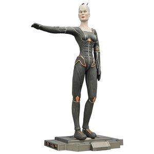 Star Trek First Contact Femme Fatales PVC Statue Borg Queen