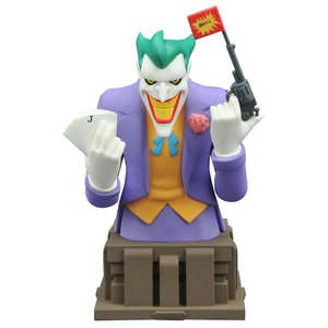 Batman The Animated Series Bust The Joker