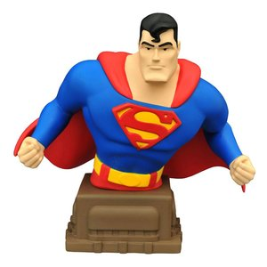 Superman The Animated Series Bust Superman