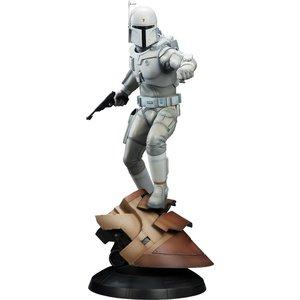 Star Wars Statue Ralph McQuarrie Boba Fett 47 cm