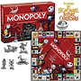 Nightmare before Christmas Board Game Monopoly * English Version *
