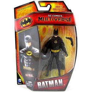 Batman Action Figure [1989 Movie] DC Comics Multiverse