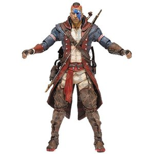 Assassin´s Creed Action Figure Series 5 Revolutionar Connor