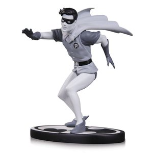 Batman Black & White Statue Robin by Carmine Infantino