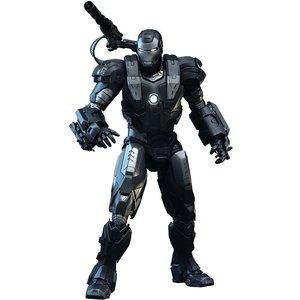 Iron Man 2 Movie Masterpiece Diecast Action Figure 1/6 War Machine