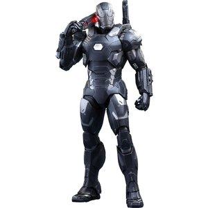 Captain America Civil War Movie Masterpiece Action Figure Diecast sixth War Machine Mark III 32 cm
