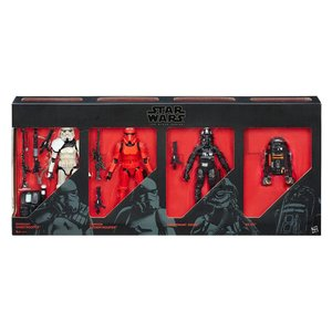 Star Wars Black Series Action Figure 4-Pack 2015 Trooper Sicht Exclusive 15 cm