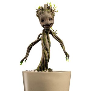 Guardians of the Galaxy - Little Groot 1:1 Scale Maquette Statue