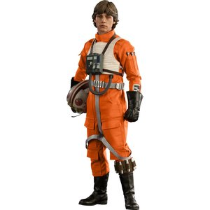 Action Figure 1/6 Luke Skywalker Red Five X-wing Pilot
