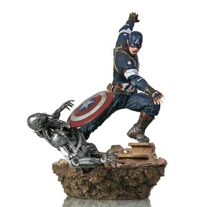 Avengers Age of Ultron Statue 1/6 Captain America 40 cm