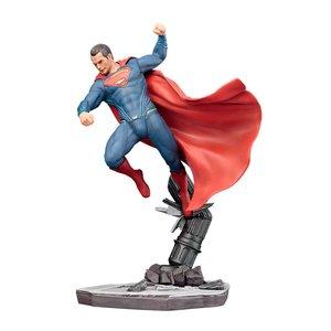 Batman Superman v ARTFX + Statue zehnten Superman 25 cm
