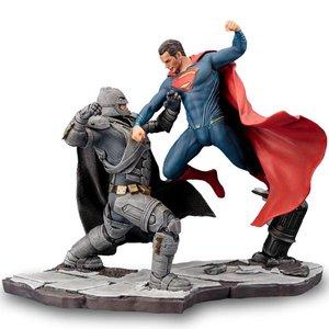 Batman v Superman ARTFX+ Statue 1/10 Set