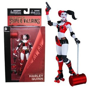 DC Comics The New 52 Action Figur Harley Quinn