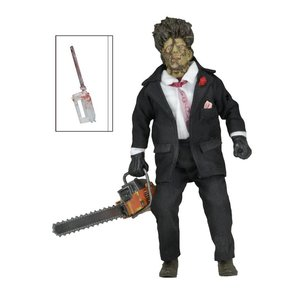 Texas Chainsaw Massacre 2 Retro Action Figure 30th Anniversary Leatherface