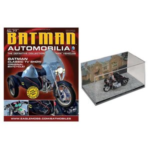 Batman Automobilia Collection #77
