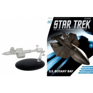 Star Trek Official Starships Collection Magazine with Model #60