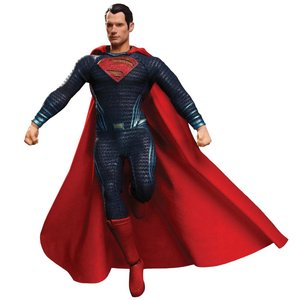 Batman v Superman Dawn of Justice Actionfigur 1/12 Superman 15 cm