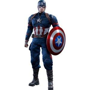 Captain America Civil War Movie Masterpiece Action Figure 1/6 Captain America 31 cm