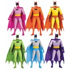 Batman Action Figure 6-Pack Rainbow