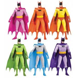 Batman Action Figure 6-Pack Rainbow