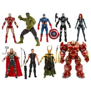 Marvel Legends Serie Action-Figuren 15cm 2015 Best of Avengers Sortiment (8)