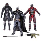 Batman Arkham Knight Actionfiguren 3er-Pack Batman & Thugs