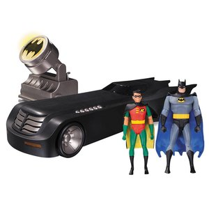 Batman The Animated Series Vehicle Deluxe Batmobile 61 cm